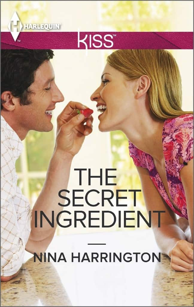 The Secret Ingredient KISS April 2014
