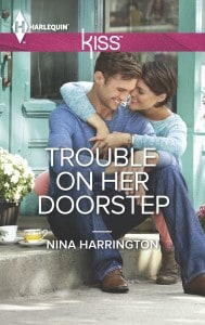 trouble on her doorstep KISS