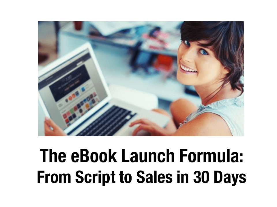 The eBook Launch Formula