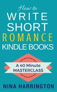 How to Write Short Romance Kindle Books