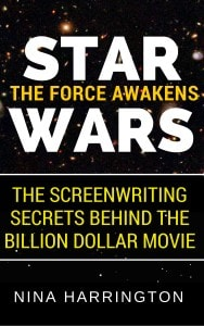 star wars the force awakens - kindle cover idea